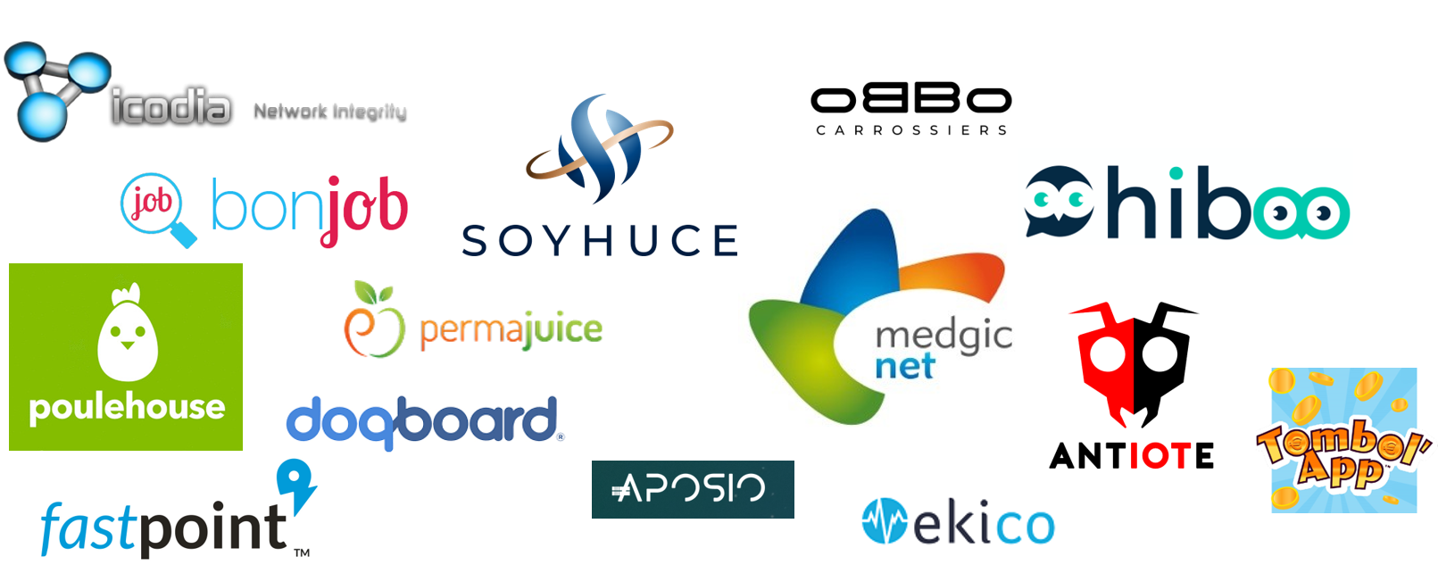 Logos clients 2019 a 2020